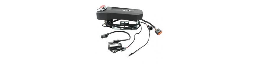 Accensione Rotax MAX