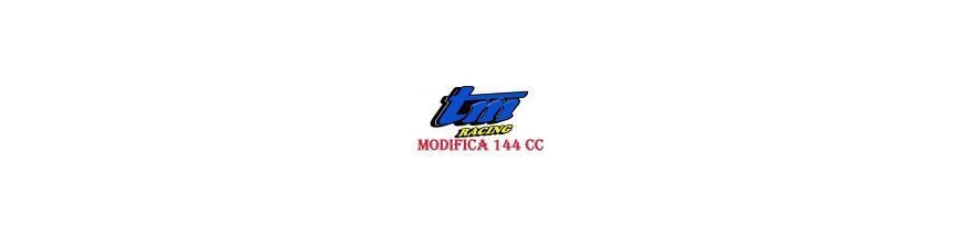 Modificaciòn KZ10C 144cc