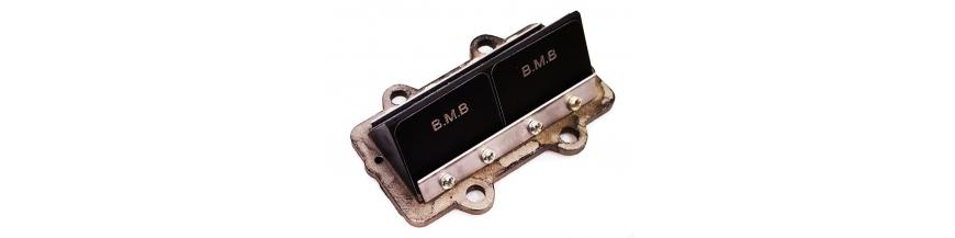 Láminas y Carburador EKJ