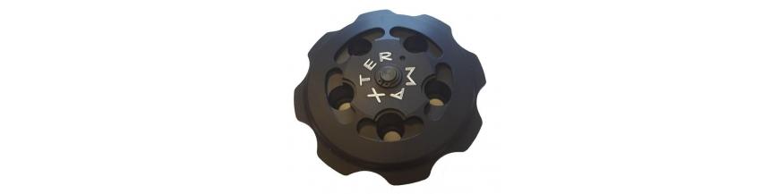 Kupplung und Getriebe MXS