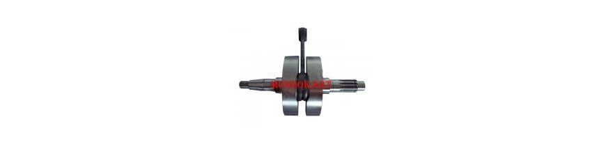 Crankshaft & Crankcase MXS2