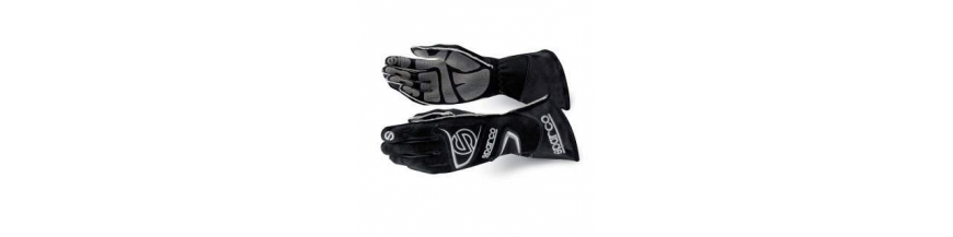 Gants Auto Racing Ignifuge