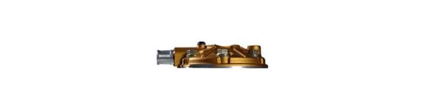 Head & Cylinder Rok TT