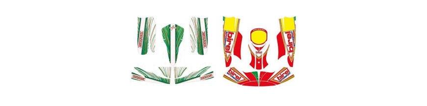 Kit Decos Complet MINI