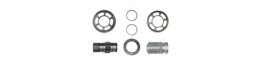 Getriebe Rotax DD2