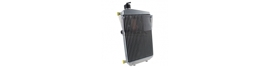 Radiador Rotax DD2