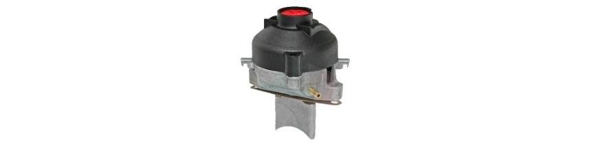 Auslasssteuerung Rotax DD2