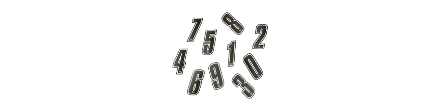 Numbers and sticky tables