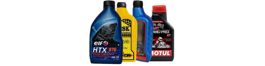 LUBRICANTS & OILS