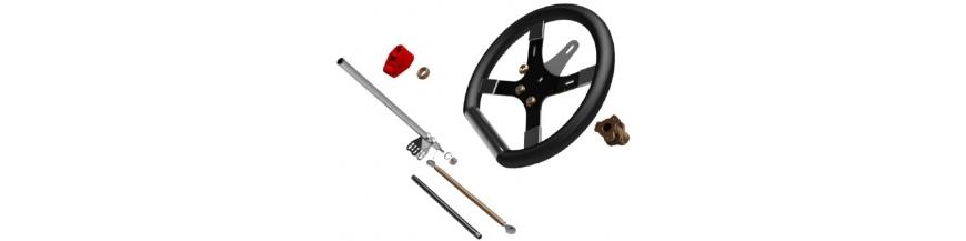 Steering Wheels IPK FK Praga
