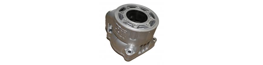 Cylindre Culasse TM KZ R1