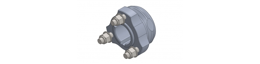 Wheel Hubs Parolin