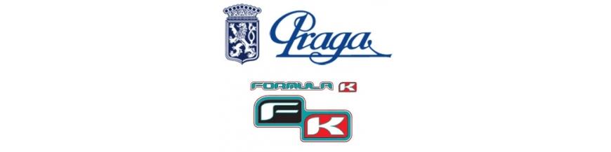 Vêtements Praga Formula K