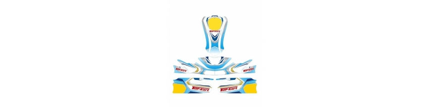 Kit Adhesivos Top-Kart