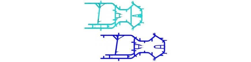 Rahmen Formula K - Praga