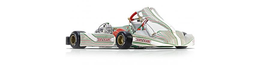Kart complète Tony Kart