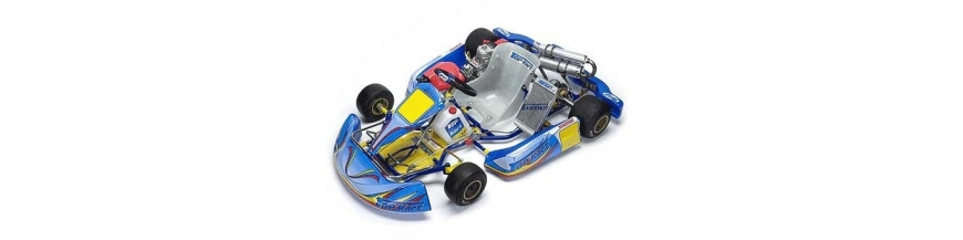 Karts Completos Top Kart