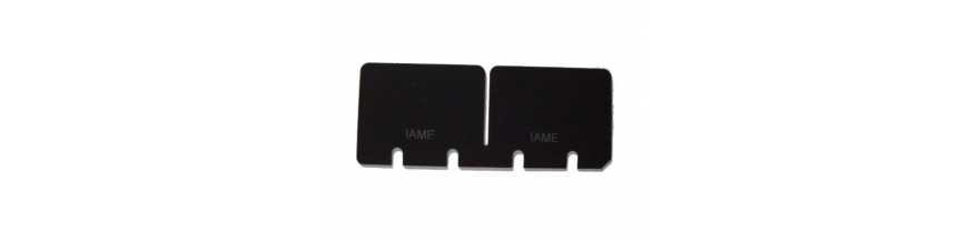 Clapets IAME 125cc Easykart