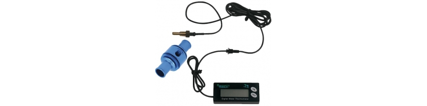 Thermomètres d'eau