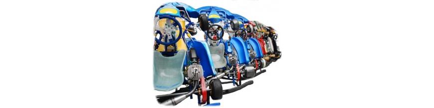 Complete used karts