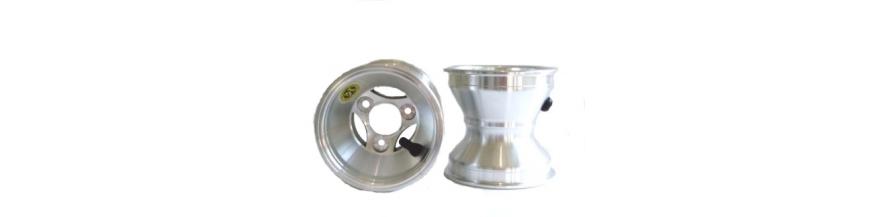 Jantes Avant Aluminium