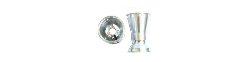 Llantas Traseras Aluminio