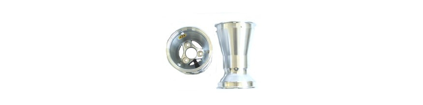 Rear Aluminum Rims