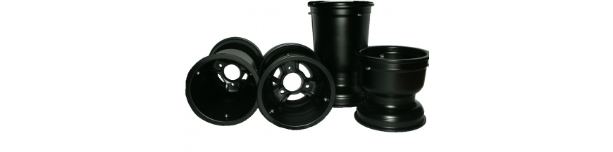 Magnesium Rims Sets