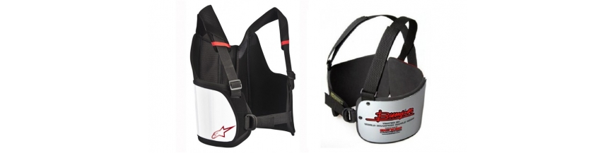 Chest protectors and Protections