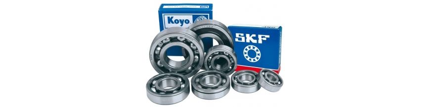 Bearings, rollers and cage K9B