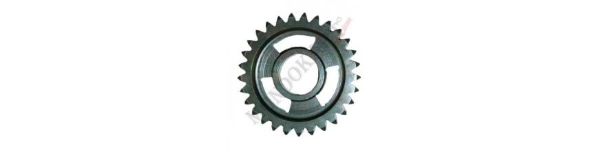 Getriebe TM K9