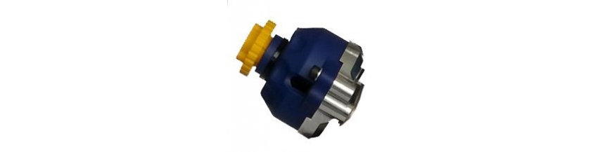 Exhaust valve IAME KF