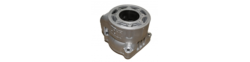Culasse & Cylindre KZ10