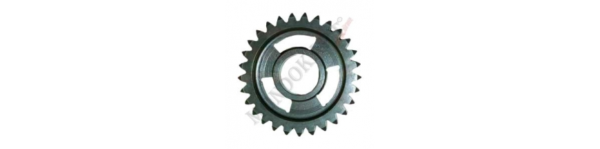 Getriebe K9B