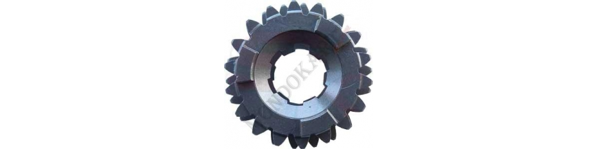 Getriebe K9