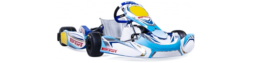 Chasis Top Kart