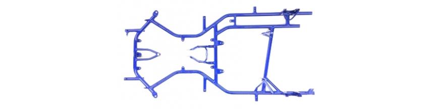 Chasis Kart Completo Topkart
