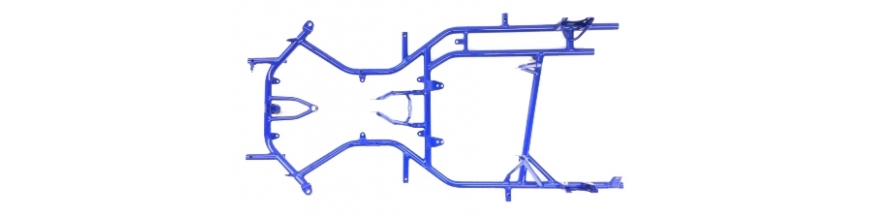 Rahmen Top-Kart