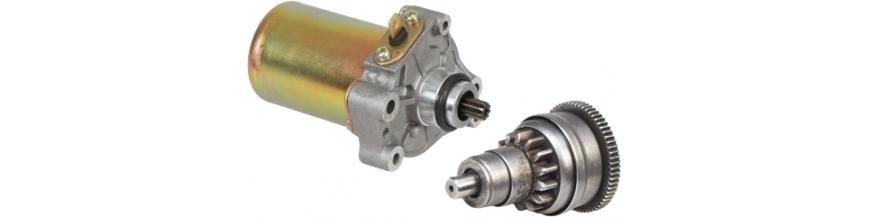 Startermotor & Startergetriebe