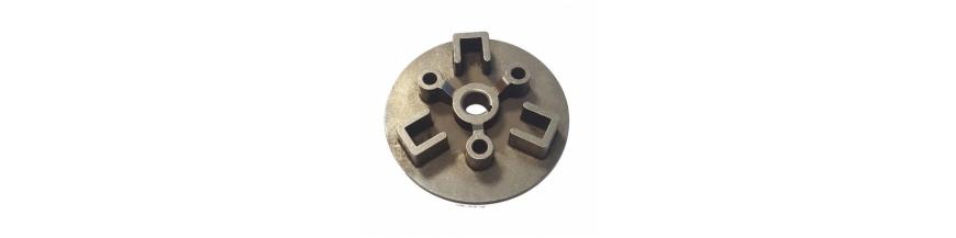 Clutch & Crankshaft BB50