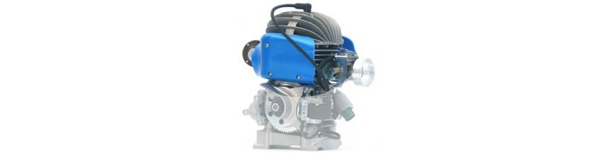 Piston et cylindre EKL 60cc