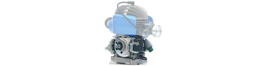 Crankshaft & Carter EKL 60cc