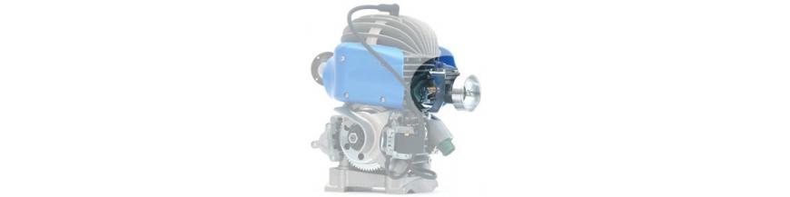 Carburador y Filtro EKL 60cc