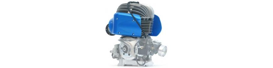 Piston et cylindre EKA 125cc