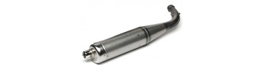 Schalldämpfer EKA 125cc
