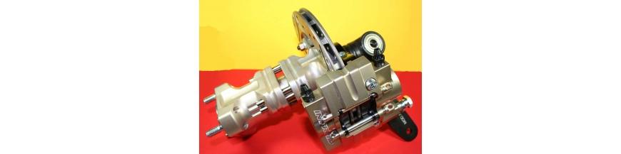 Front Brake KZ R1 / R2