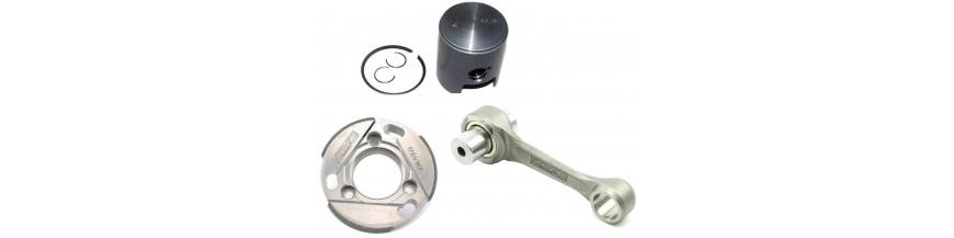Pistoni, Albero Motore, Biella e Frizione MiniRok