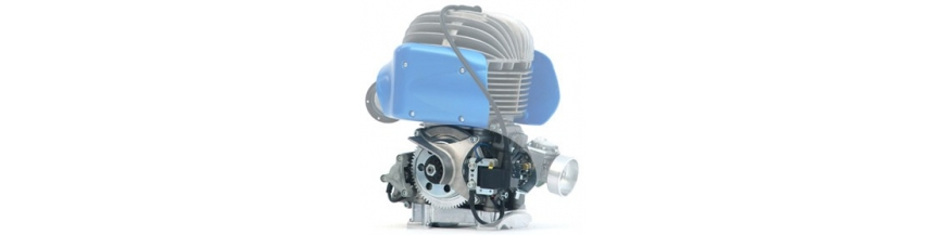 Albero Motore & Carter EKA 125cc