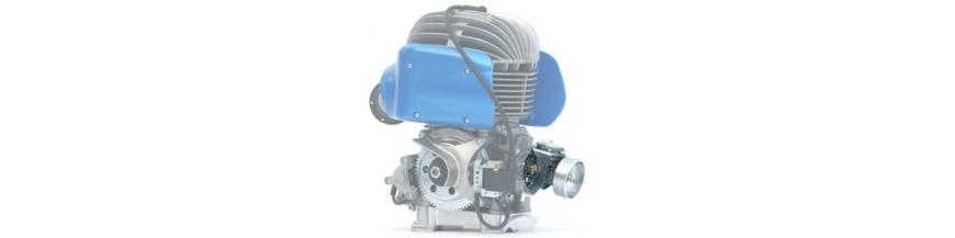 Carburatore & Pacco lamellare EKA 125cc