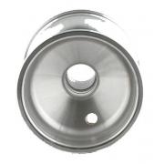 Cerchio anteriore alluminio 109mm con razze ALR